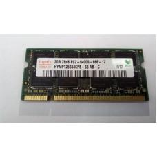 Пам'ять Hynix SODIMM DDR2-800 2GB ,для ноутбука, б/у