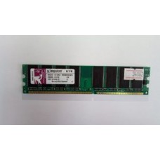 Пам'ять Kingston DIMM DDR1 1GB 400MHz pc-3200  (KVR400X64C3A/1G) б/у,комп'ютерна