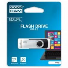 USB 16GB GOODRAM UTS2 (Twister) Black (UTS2-0160K0R11) - UTS2-0160K0R11