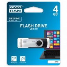 USB  4GB GOODRAM UTS2 (Twister) Black (UTS2-0040K0R11)