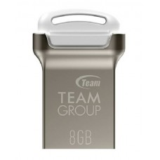 USB  8GB Team C161 White (TC1618GW01)