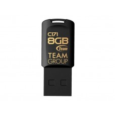 USB  8GB Team C171 Black (TC1718GB01)