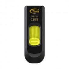 USB3.0 32Gb Team C145 Yellow (TC145332GY01) - TC145332GY01