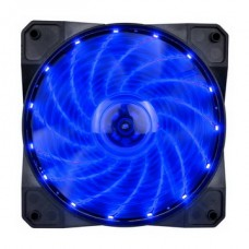 Вентилятор 1stPlayer A1-15LED Blue bulk; 120х120х25мм, 4-pin