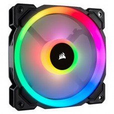 Вентилятор Corsair LL120 RGB (CO-9050071-WW), 120x120x25мм, 4-pin, черный - CO-9050071-WW