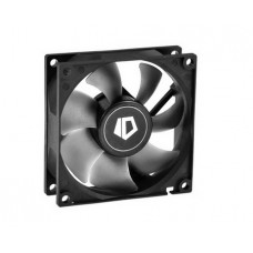 Вентилятор ID-Cooling NO-8025-SD,80x80x25мм, 3-pin, черный - NO-8025-SD