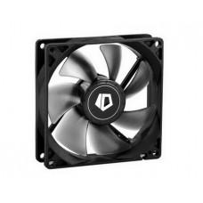 Вентилятор ID-Cooling NO-9225-SD, 92x92x25мм, 3-pin, черный - NO-9225-SD