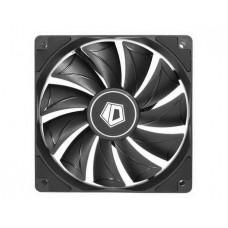 Вентилятор ID-Cooling XF-12025-SD-K, 120x120x25мм, 4-pin, черный - XF-12025-SD-K