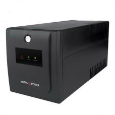 ИБП LogicPower LPM-1100VA-P, Lin.int., AVR, 4 x евро, пластик - LP6445