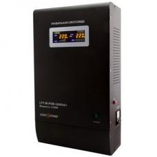 ИБП LogicPower LPY-W-PSW-3000VA+ (2100Вт)10A/15A, с правильной синусоидой 48V, настенный - LP4147