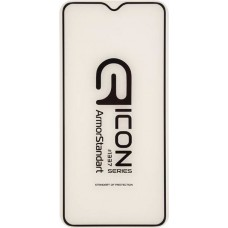 Защитное стекло Armorstandart Icon для Xiaomi Redmi Note 8 Pro Black, 0.33mm (ARM55474) - ARM55474