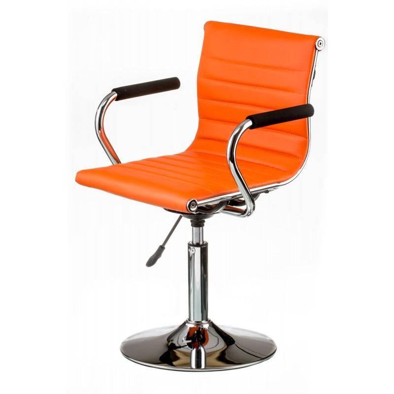 Кресло барное Special4You Bar Orange Plate (E1137)