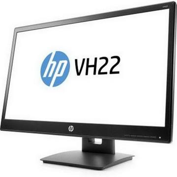 """HP 21.5"""" VH22 (X0N05AA) Black - X0N05AA"""