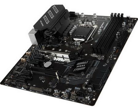MSI Z390-A Pro Socket 1151 - Z390-A PRO