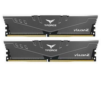 DDR4 2x8GB/3200 Team T-Force Vulcan Z Gray (TLZGD416G3200HC16CDC01) - TLZGD416G3200HC16CDC01
