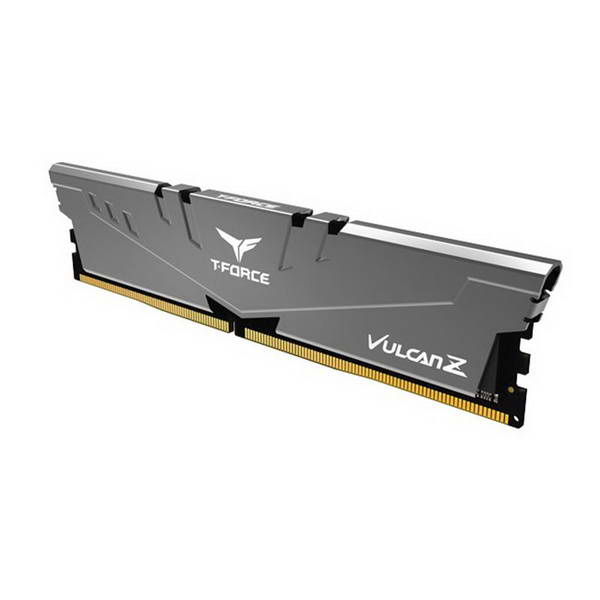 DDR4 8GB/2666 Team T-Force Vulcan Z Gray (TLZGD48G2666HC18H01)