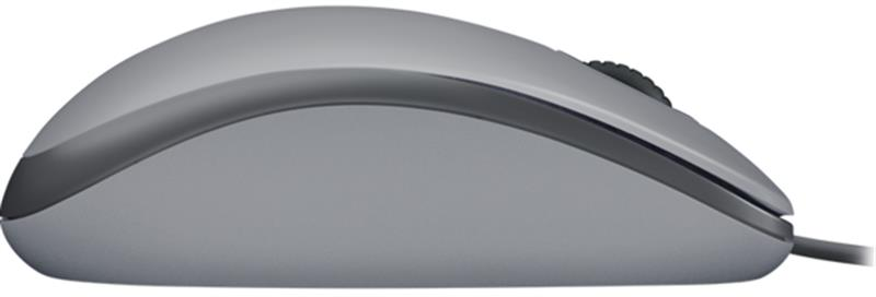Мышь Logitech M110 Silent (910-005490) Mid Grey USB - 910-005490
