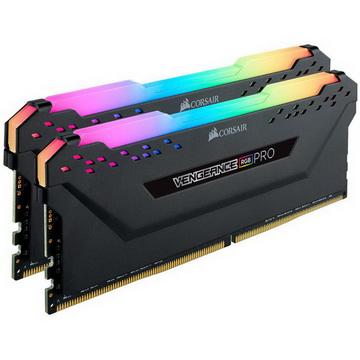 DDR4 2x16GB/3200 Corsair Vengeance RGB Pro Black (CMW32GX4M2C3200C16) - CMW32GX4M2C3200C16