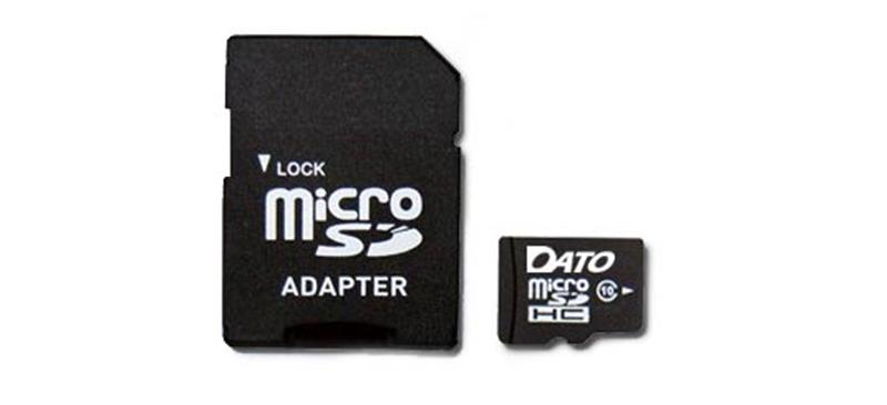 MicroSDHC  32GB UHS-I Class 10 Dato + SD-adapter (DTTF032GUIC10)
