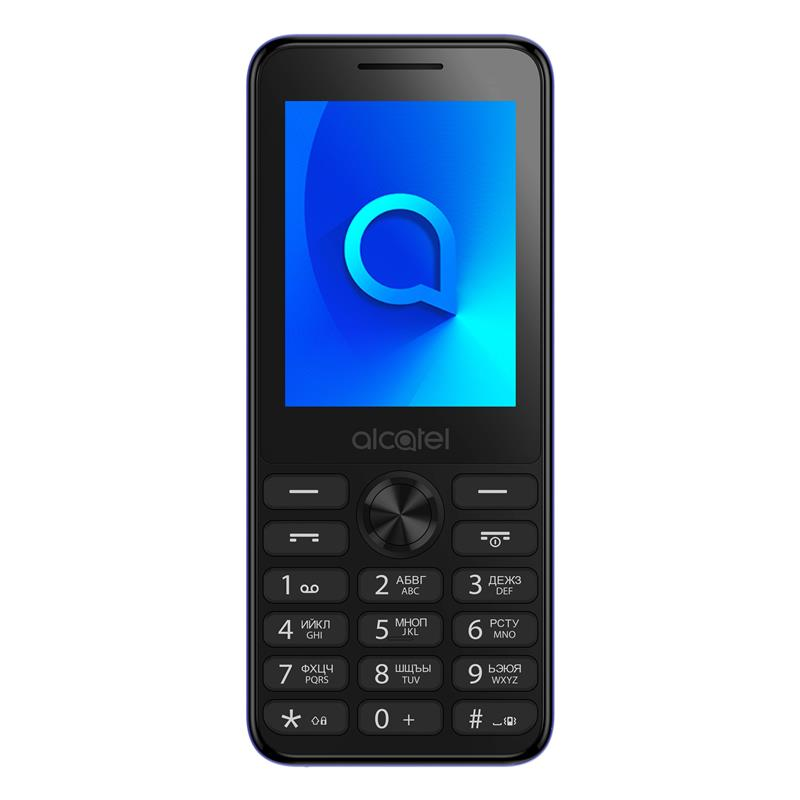 Alcatel 2003 Dual Sim Metallic Blue (2003D-2BALUA1)
