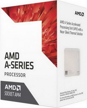 AMD A6 X2 9400 (3.5GHz 65W AM4) Box (AD9400AGABBOX)