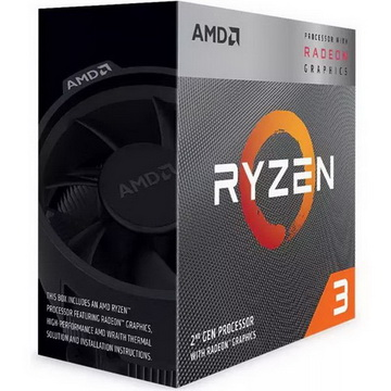 AMD Ryzen 3 3200G (3.6GHz 4MB 65W AM4) Box (YD3200C5FHBOX)