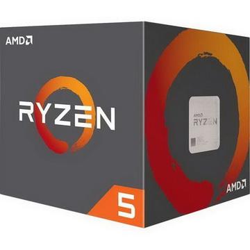 AMD Ryzen 5 2600X (3.6GHz 16MB 95W AM4) Box (YD260XBCAFBOX)