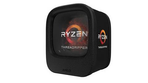 AMD Ryzen Threadripper 1900X (3.8GHz 16MB 180W sTR4) Box (YD190XA8AEWOF) - YD190XA8AEWOF