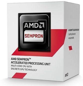 AMD Sempron X2 2650 AM1 BOX (SD2650JAHMBOX) - SD2650JAHMBOX
