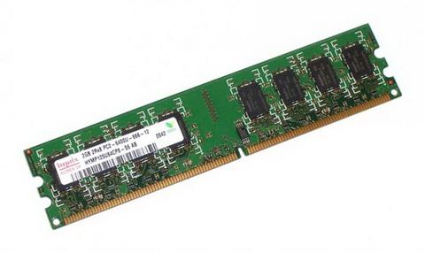 DDR2 2GB/800 Hynix (HYMP125U64CP8-S6/HYMP125U64CP8) Refurbished