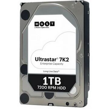HDD SATA 1.0TB Hitachi (HGST) Ultrastar 7K2 7200rpm 128MB (HUS722T1TALA604/1W10001)
