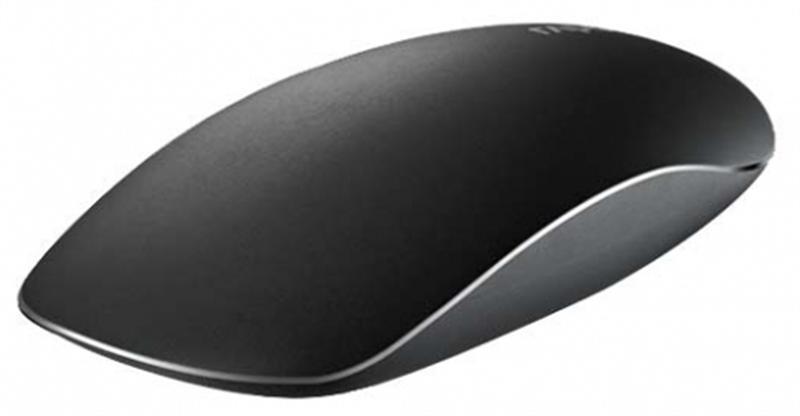 Мышь беспроводная Rapoo T8 Black USB Touch - T8 Black
