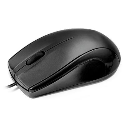 Мышь REAL-EL RM-250 USB+PS/2 Black UAH - EL123200003