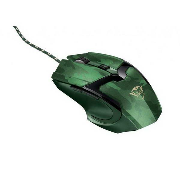 Мышь Trust GXT 101D (22793) Jungle Camo USB - 22793