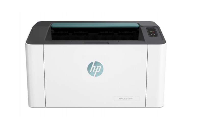 Принтер А4 HP LJ M107w с Wi-Fi (4ZB78A) - 4ZB78A