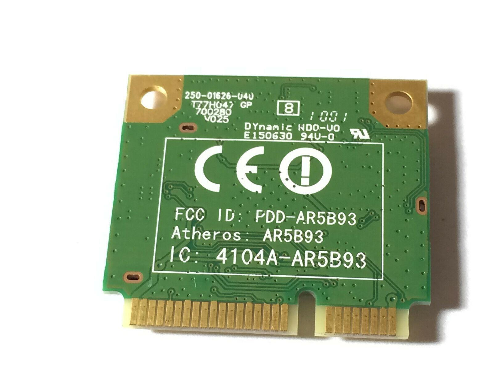 Wi-Fi модуль Atheros AR5B93 для ноутбука, б/у