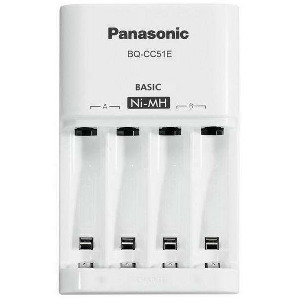 Зарядное устройство Panasonic Basic Charger New
